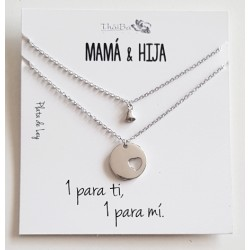 Collar mama e hija