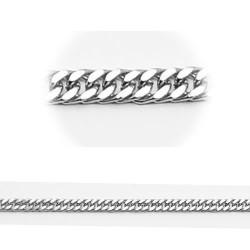 cadena de acero grueso caballero 55 cm