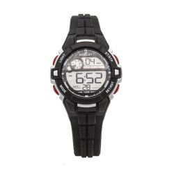 Reloj digital Nowley color negro