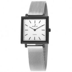reloj señora acero